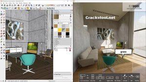 Enscape 3D Crack for Revit/SketchUp/Rhino/ArchiCAD (2021)