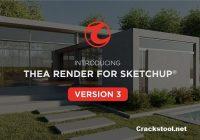 Thea Render 3 Crack Full Torrent Sketchup (2D + 3D) Download