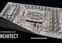 Vectorworks 2022 Crack + Serial Number 100% Working (2D/3D)
